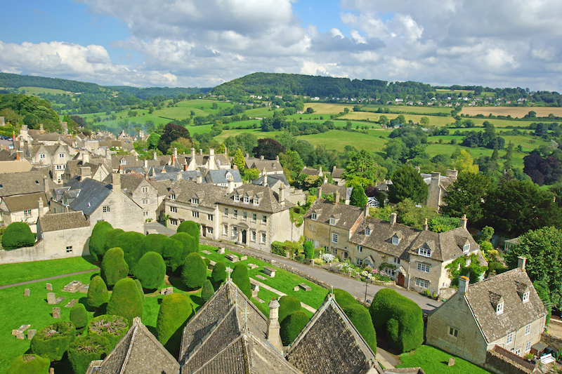 Cotswolds-Gloucestershire