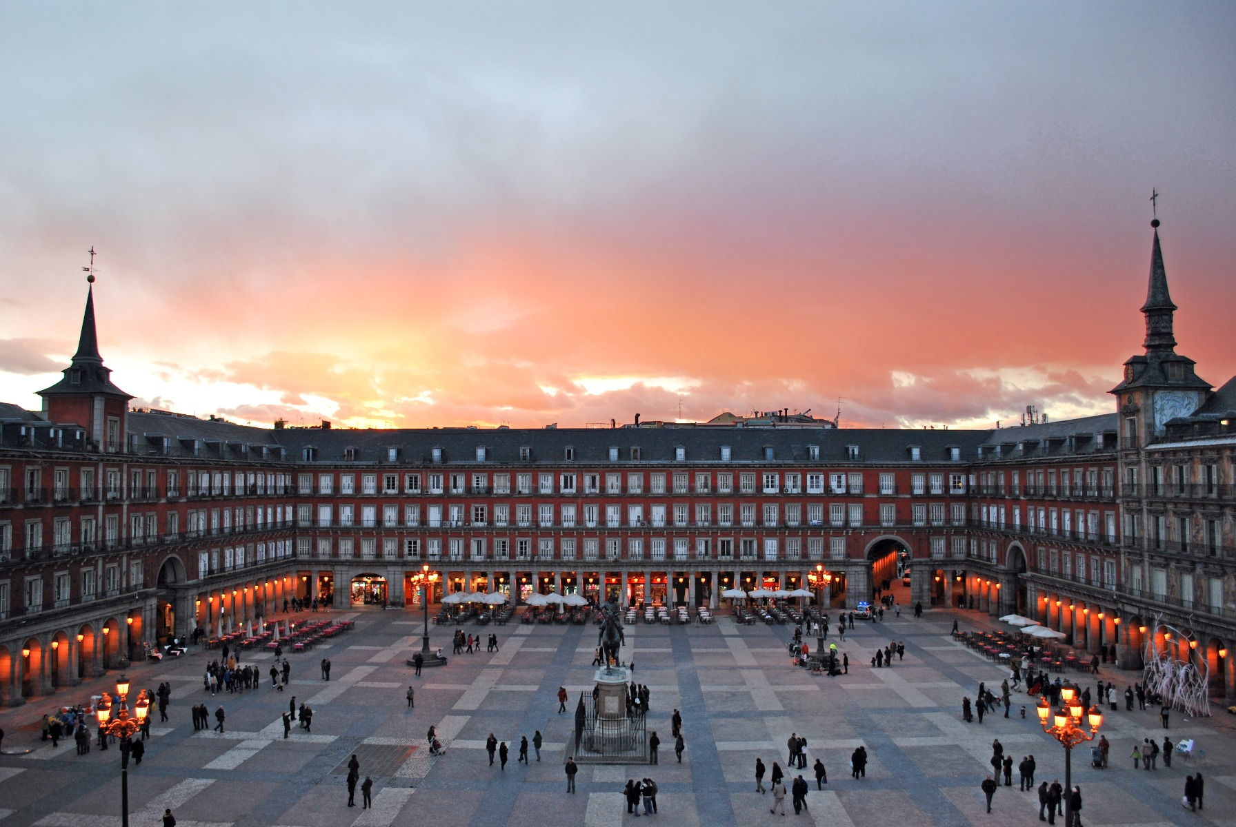 Plaza Mayor: